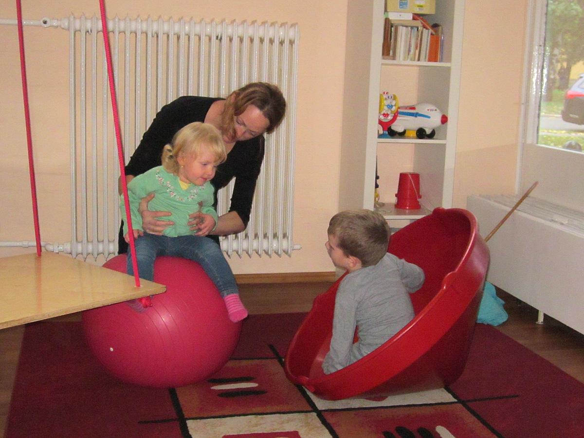 Játékos baba- és ovis torna