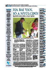Városkép újság