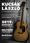 Kucsák László jótékonysági koncertje