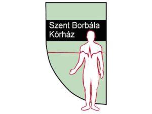 Szent Borbála Kórház logo