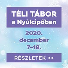 Téli tábor a Nyúlcipő 1-ben 2020